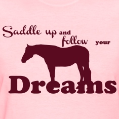 Saddle up Women's T-Shirts