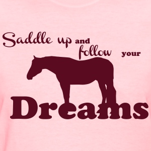 Saddle up Women's T-Shirts - Women's T-Shirt