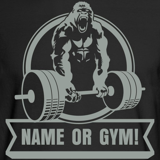 Gorilla Beast Weightlifting