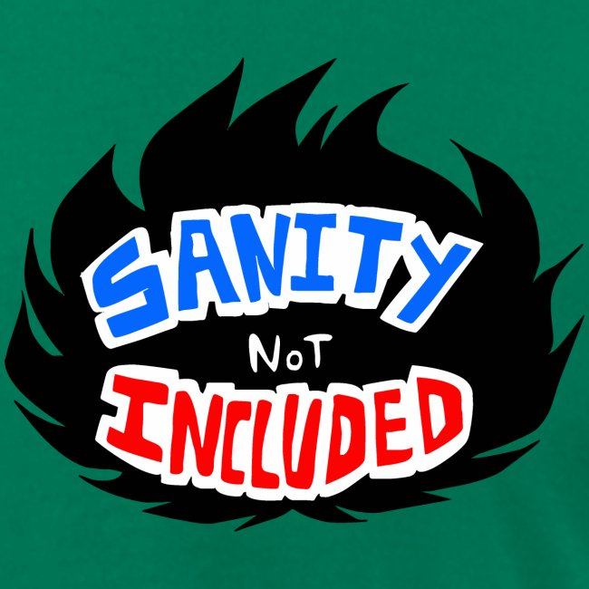 Sanity Not Included - Logo