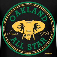 Design ~ Oakland All Star Black