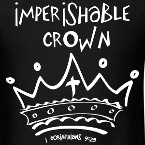 Imperishable Crown T-Shirts - Men's T-Shirt