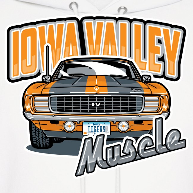 IV Muscle C Hoodie