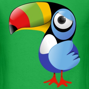 Toucan from Rio - Men's T-Shirt
