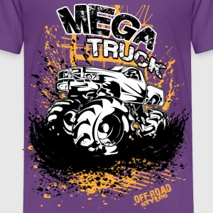 Mega Mud Truck Baby & Toddler Shirts - Toddler Premium T-Shirt