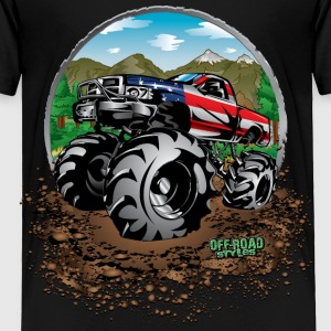 Mud Truck USA Baby & Toddler Shirts - Toddler Premium T-Shirt