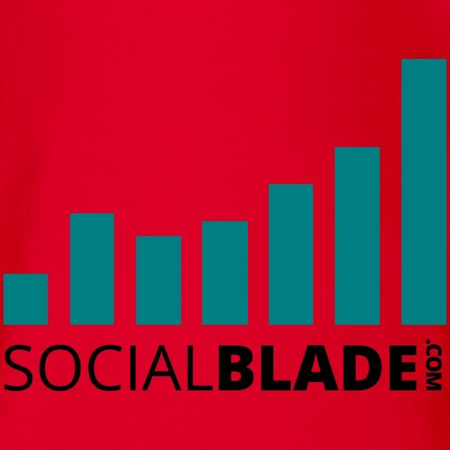 Social Blade Teal Onsie