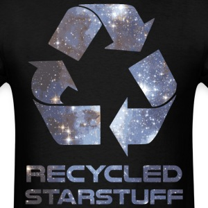 Recycled Star Stuff T-Shirts - Men's T-Shirt