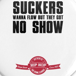 Suckers Wanna Flow Buttons - Large Buttons