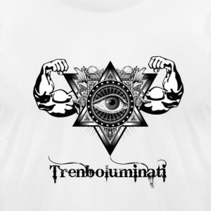 Trenboluminati T-Shirt - Men's T-Shirt by American Apparel