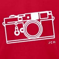 Design ~ Leica Red. Premium 100% cotton
