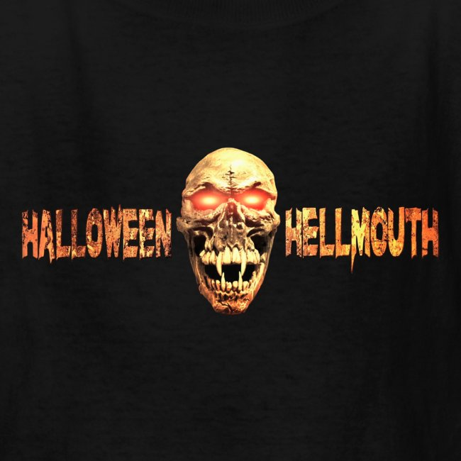 Hellmouth Logo Kids T