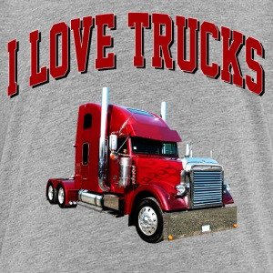 i_love_trucks Kids' Shirts - Kids' Premium T-Shirt