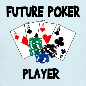 future_poker_player Baby & Toddler Shirts - Short Sleeve Baby Bodysuit