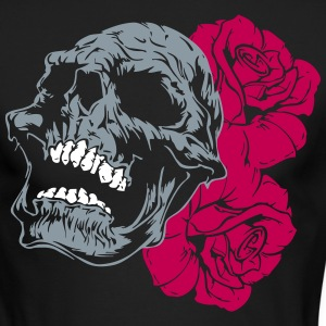 skull Long Sleeve Shirts - Men's Long Sleeve T-Shirt by Next Level