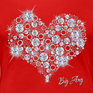 Design ~ Big Bling Heart
