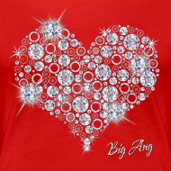 Design ~ Big Bling Heart