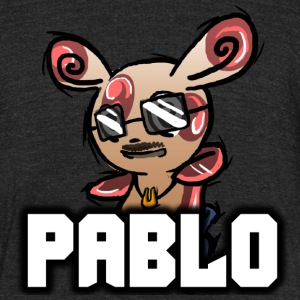 Pablo T-Shirt - Unisex Tri-Blend T-Shirt by American Apparel