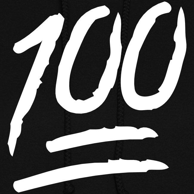 Keep it 100 Hoodie