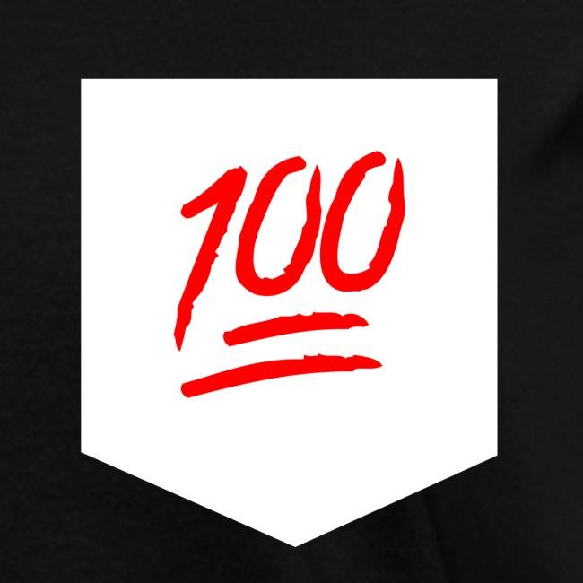 Keep it 100 Pocket Tee