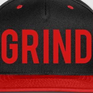 grindplot2247fresh Caps - Snap-back Baseball Cap