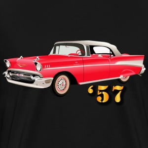 57 Chery - Red - Men's Premium T-Shirt