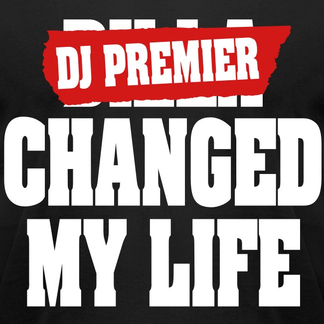 DJ Premier Tribute T Shirt