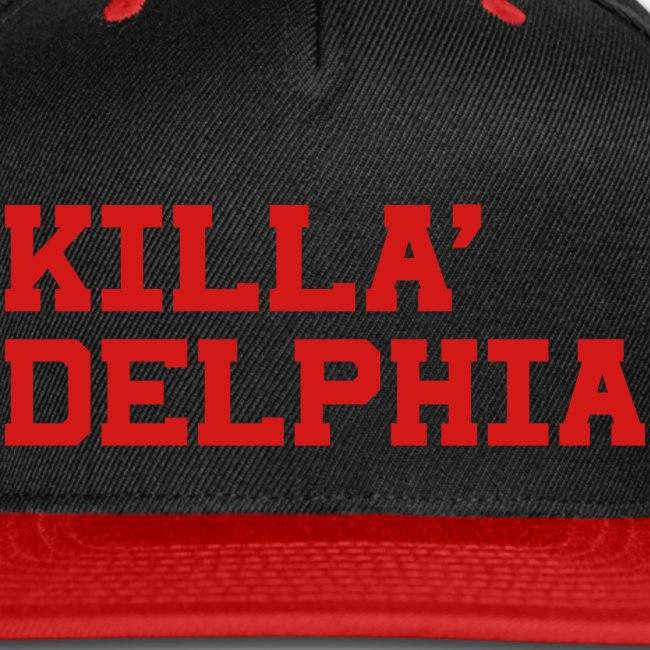 Killadelphia Snapback
