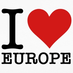 Iloveeurope (2c)++2014 Long Sleeve Shirts
