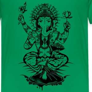 Ganesh, a god with an elephant head  Baby & Toddler Shirts - Toddler Premium T-Shirt