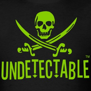 UNDETECTABLE  T-Shirts - Men's T-Shirt