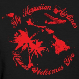 Hawaiian Air (Vintage) Women's T-Shirts - Women's T-Shirt