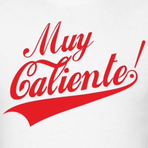 Muy Calientee (final) T-Shirts - Men's T-Shirt