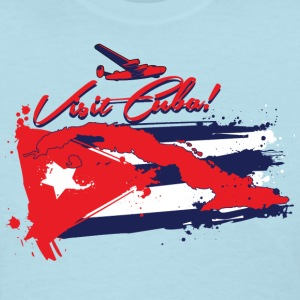 Cuban Airlines Women's T-Shirts - Women's T-Shirt