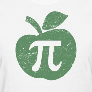 Apple Pie Pi Day Women's T-Shirts - Women's T-Shirt