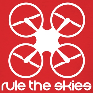 Rule the Skies T-Shirts - Men's T-Shirt