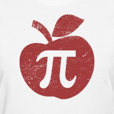 Apple Pie Pi Day Women's T-Shirts