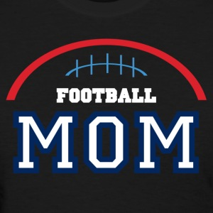 Football Mom T-Shirt - Women's T-Shirt