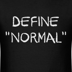 Define Normal T-Shirts