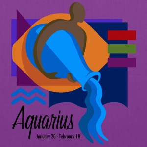 Aquarius Bags & backpacks - Tote Bag