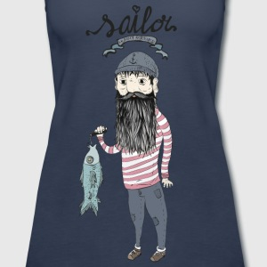 Seaman Tanks - Women's Premium Tank Top