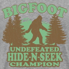 BIGFOOT Funny Vintage
