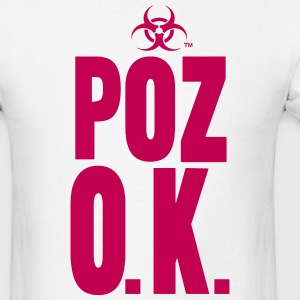 POZ O.K. - Men's T-Shirt