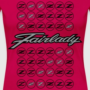 Fairlady Love - Ladies - Women's Premium T-Shirt