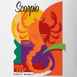 Scorpio Bottles & Mugs - Coffee/Tea Mug