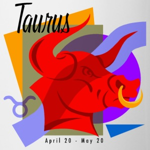 Taurus Sign Bottles & Mugs - Coffee/Tea Mug