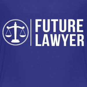 future_lawyer Baby & Toddler Shirts - Toddler Premium T-Shirt