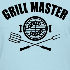 grill_master Women's T-Shirts