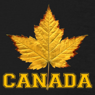 Design ~ Kid's Canada Shirt Sporty Canada Varsity Shirts