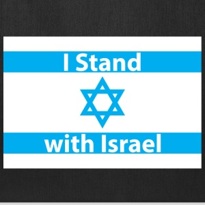I Stand With Israel Now and Forever - Tote Bag